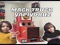 Mack Tırı Yapıyoruz | We are Making MACK Truck of Cars Cartoon