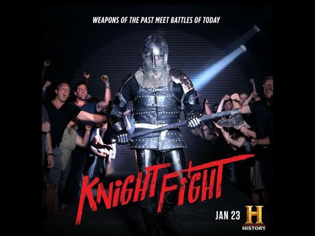 Christian Jay Reso talks Knight Fight, AEW, WWE and more