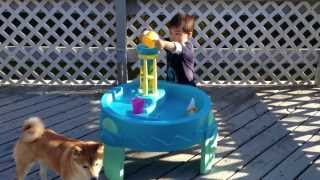 Brando and the water table part 1