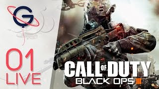 Call of Duty : Black Ops III | Campagne Solo #01 FR