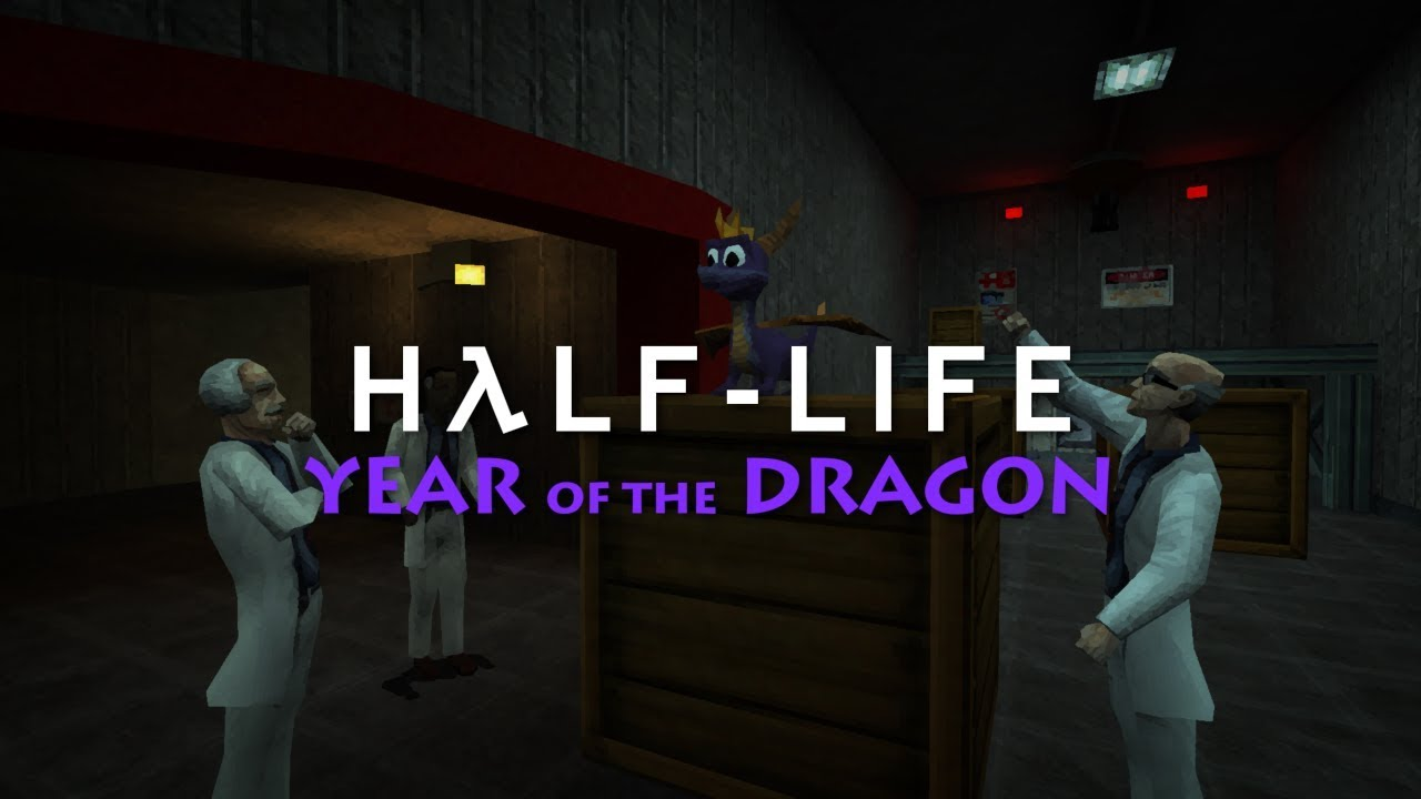 Half-Life Spyro mod: how to play Half-Life as Spyro the