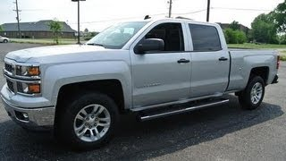 2014 Chevrolet Silverado LT 5.3 V8 Start Up and Full Tour