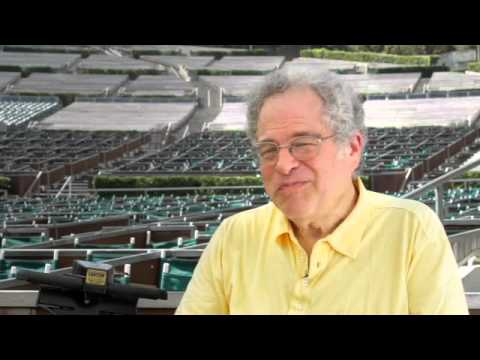 Itzhak Perlman on his Hollywood Bowl Debut
