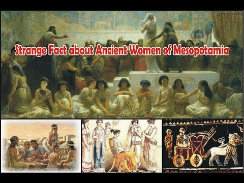 Four facts about ancient women of Mesopotamia - What the Facts