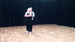 Year 11 GCSE solo choreography duet dance 4B
