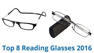 8 Best Reading Glasses 2016