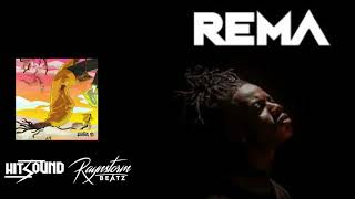 REMA EP Rema - Iron Man Instrumental Prod HitSound x Raynstorm