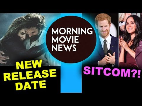 A Star is Born new release date May 2018, Prince Harry Meghan Markle FOX Sitcom