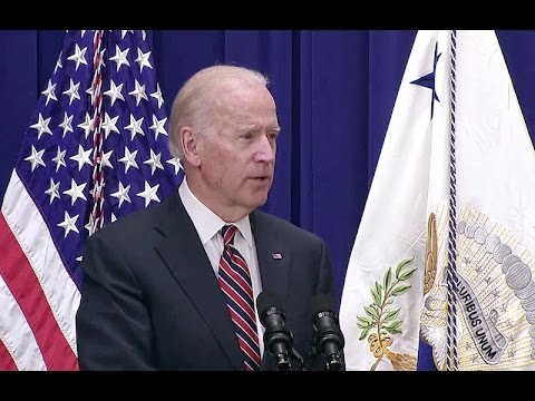 The Vice President Speaks at the White House Summit on Climate