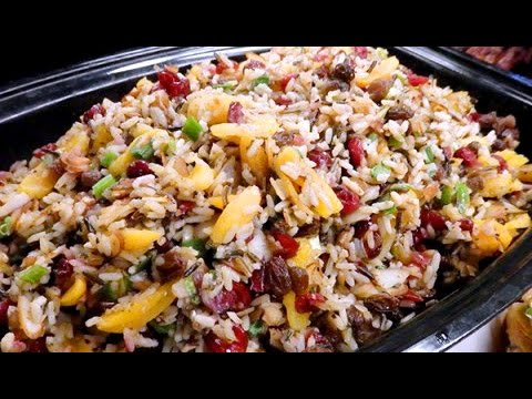 Fruit And Nut Rice | INDIAN RECIPES | WORLD'S FAVORITE RECIPES | HOW TO MAKE