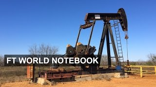 Shale oil transforms rural Texas