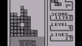 Tetris Plus (GB) - Vizzed.com GamePlay