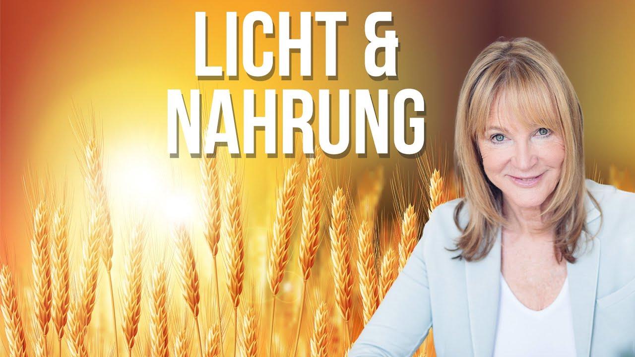 Nur 3% aller Menschen kennen den Einfluss von Licht auf Nahrung!