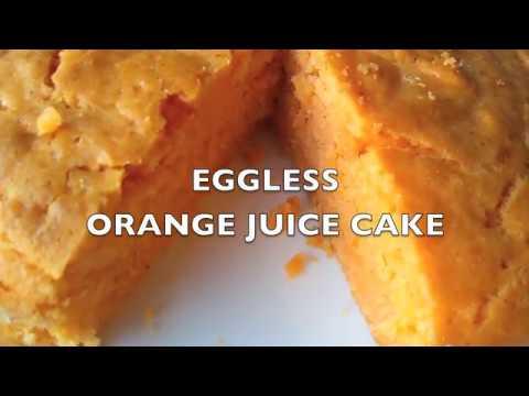 Eggless Orange Juice Cake/Orange Cake Recipe/Orange Cake Without Eggs/IndianMomsKitchen