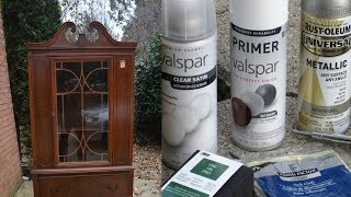 How To Spray Paint furniture(Follow me on Twitter @Shushana Bowens I UPLOAD VIDEOS DAILY Follow me on Face Book @ http://www.facebook.com/shushanabowens ..., 2016-02-04T01:16:07.000Z)