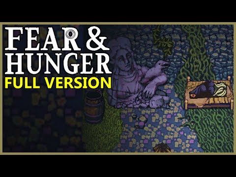 HORRIBLE LUCK! | Fear & Hunger v1.0 - [Part 6.5]
