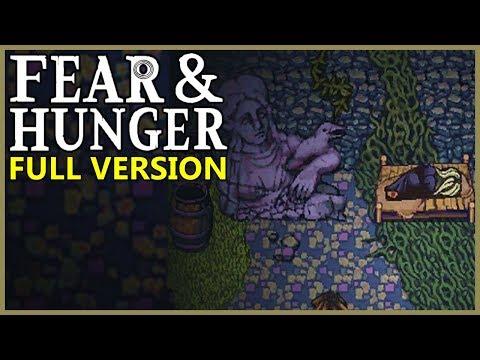 HORRIBLE LUCK! | Fear & Hunger v1.0 - [Part 6.5]