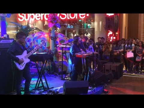 Up Dharma Down (UDD) - Live at Shangri-La Plaza (Full Set)