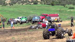New Mexico Mud Racing Manuelitas, NM Super Modified Class July 2013