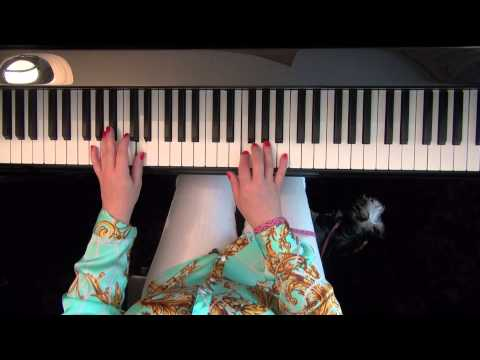 Take A Bow by Rihanna - easy and slow piano tutorial