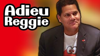 Adieu Reggie Fils-Aimé, Président de Nintendo of America
