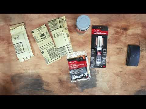 Fix a bumper with the Bondo® Bumper Repair Kit