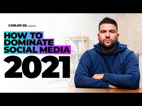 5 Social Media Marketing Tips to Dominate in 2021