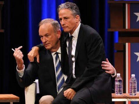 Bill O'Reilly Vs Jon Stewart | Compilation
