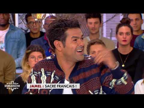Jamel : sacré Français !   Clique Dimanche du 1012  CANAL