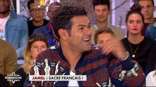 Jamel : sacré Français !  - Clique Dimanche du 10/12 - CANAL+