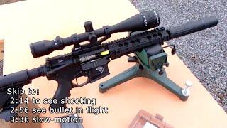 300 blackout aac 9 sbr sdn 6 suppressor 180 yards