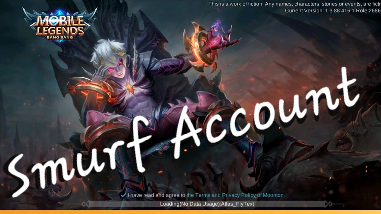 how to create another account using existing email | mobile legends | smurf account