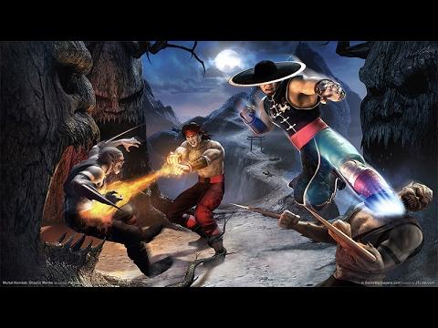 Mortal Kombat: Shaolin Monks All Death Scenes