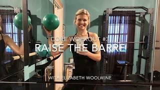 Core Workout Series: Part 3 / Pilates Core / 5-Min Barre Abs