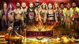 WWE Backstage [#312] - WRESTLEMANIA 35!