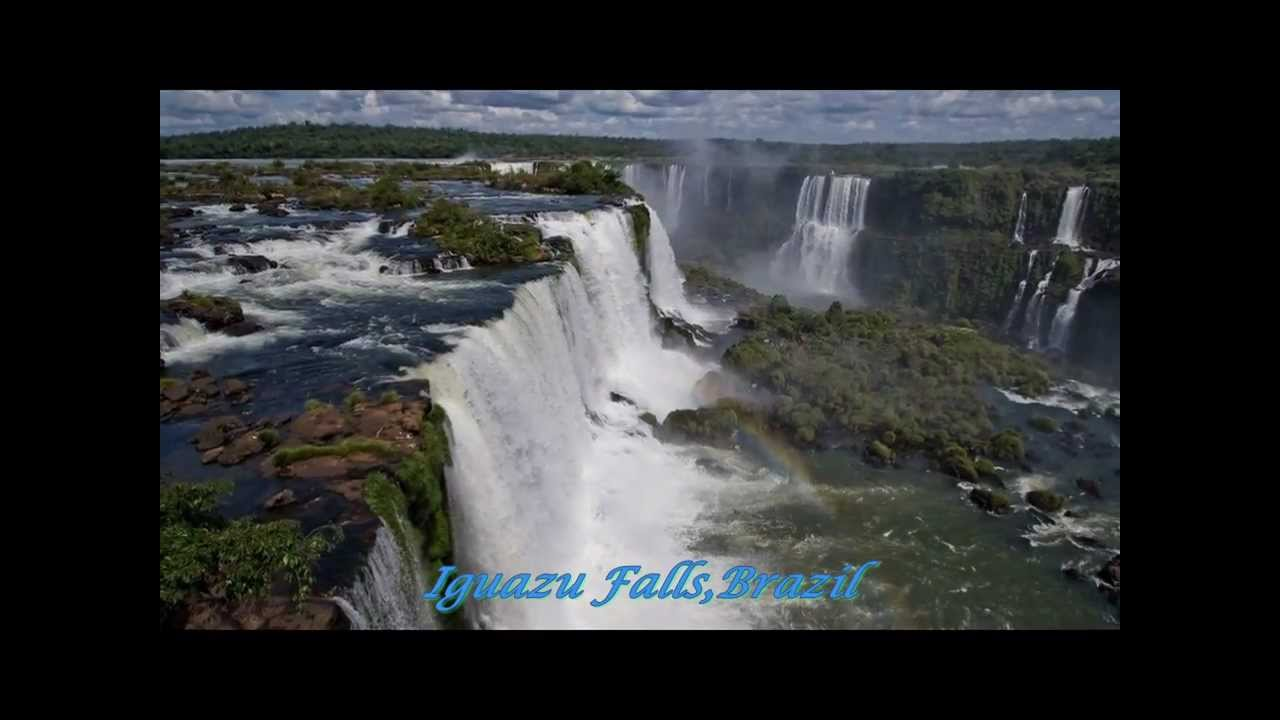The Most Beautiful Places In World South America Youtube