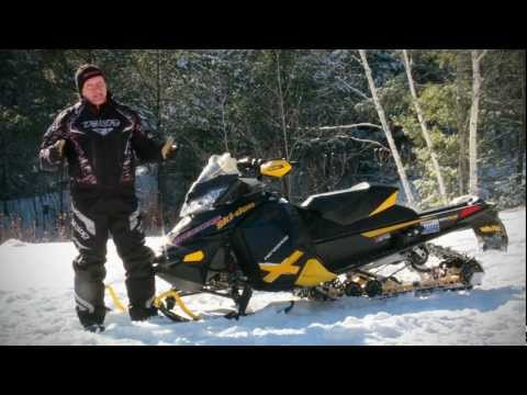 TEST RIDE: 2013 Ski-Doo Renegade X 800