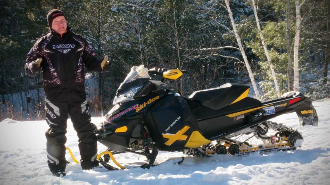 how to get temperature on 2011 ski doo 800x etec