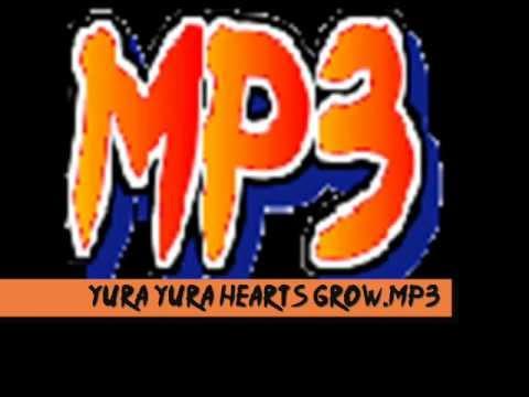yura-yura Hearts grow.