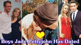 Boys Jade Pettyjohn Has Dated