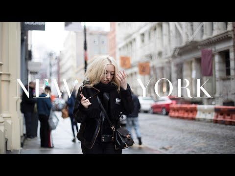 NEW YORK VLOG  | DC Diaries #16