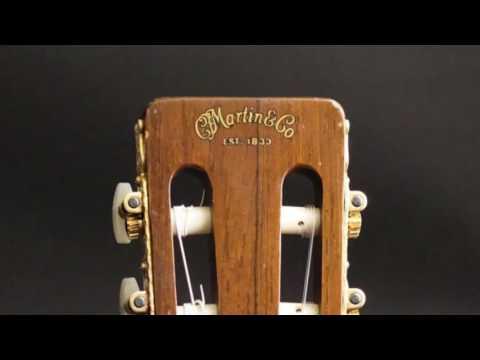 1964 Martin 00-18C Classical Guitar at Guitar Gallery