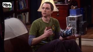 The Cushion | The Big Bang Theory | TBS