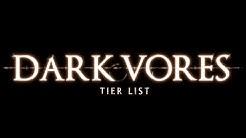 Dark Souls Vore Tier List