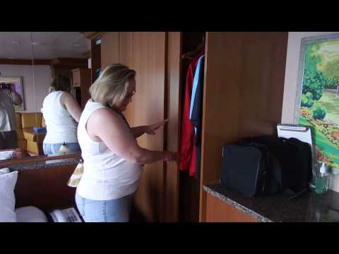 Carnival dream suite 7321