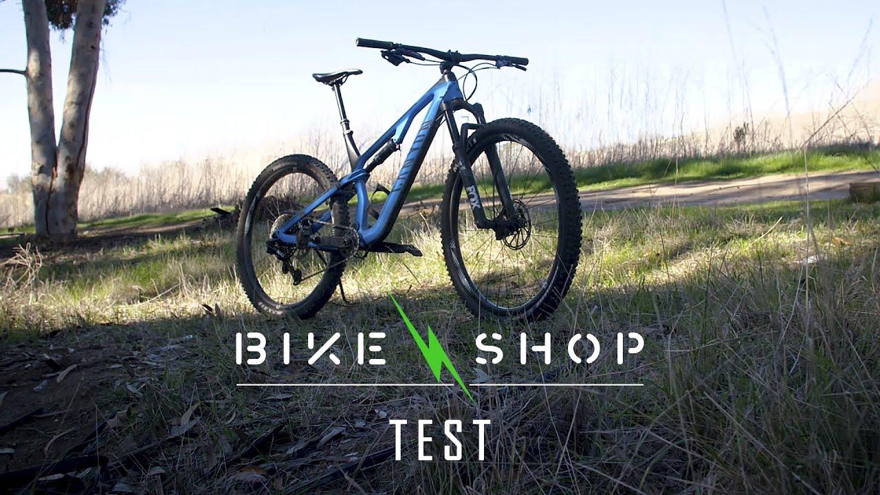 Bike Test: The New Canyon Neuron