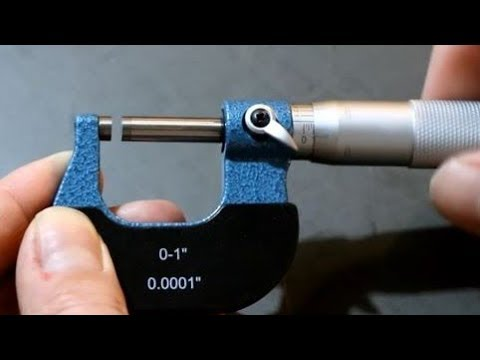 How To Zero A Micrometer