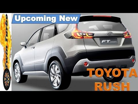 Upcoming Toyota Rush In India Price And Launch Date
