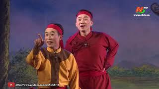 Vở chèo Ơn trả nghĩa đền - Nhà hát chèo Bắc Giang