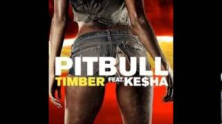 Pitbull Timber Ft. Kesha Official New Full Hd  (with Lyrics)